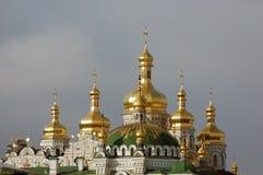 μοναστήρι lavra του Κίεβου pechersk Στοκ εικόνα με δικαίωμα ελεύθερης χρήσης
