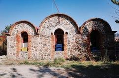Μοναστήρι Limonos Moni στοκ φωτογραφία
