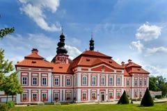 Μοναστήρι Marianska Tynice - Δημοκρατία της Τσεχίας Στοκ φωτογραφίες με δικαίωμα ελεύθερης χρήσης