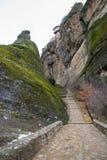 Μοναστήρι Meteora Στοκ φωτογραφία με δικαίωμα ελεύθερης χρήσης