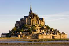 μοναστήρι mont Άγιος του Michel Στοκ φωτογραφία με δικαίωμα ελεύθερης χρήσης