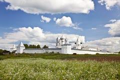 Μοναστήρι Nikitsky. Pereslavl Zalewski Στοκ φωτογραφία με δικαίωμα ελεύθερης χρήσης