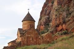 Μοναστήρι Noravank Στοκ φωτογραφία με δικαίωμα ελεύθερης χρήσης