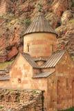 Μοναστήρι Noravank Στοκ Εικόνες