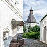 Μοναστήρι Novospassky στη Μόσχα, Ρωσία Στοκ Εικόνες