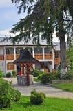 Μοναστήρι Nucet Στοκ εικόνα με δικαίωμα ελεύθερης χρήσης