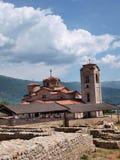 μοναστήρι ohrid panteleimon ST της Μακεδονίας Στοκ εικόνες με δικαίωμα ελεύθερης χρήσης