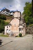 Μοναστήρι Osogovo Στοκ Εικόνες