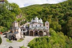 Μοναστήρι Osogovo Στοκ φωτογραφίες με δικαίωμα ελεύθερης χρήσης