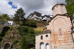 Μοναστήρι Osogovo Στοκ φωτογραφία με δικαίωμα ελεύθερης χρήσης