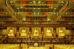 μοναστήρι po του Χογκ Κογ&k Στοκ εικόνα με δικαίωμα ελεύθερης χρήσης