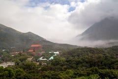 μοναστήρι po του Χογκ Κογ&k Στοκ Φωτογραφία