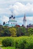 Μοναστήρι Pokrovsky, μονή της μεσολάβησης, Σούζνταλ Στοκ φωτογραφία με δικαίωμα ελεύθερης χρήσης