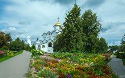 Μοναστήρι Pokrovsky, μονή της μεσολάβησης, Σούζνταλ Στοκ φωτογραφίες με δικαίωμα ελεύθερης χρήσης