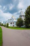 Μοναστήρι Pokrovsky, μονή της μεσολάβησης, Σούζνταλ Στοκ εικόνες με δικαίωμα ελεύθερης χρήσης