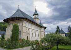 Μοναστήρι Putna - Ρουμανία - Bucovina Στοκ εικόνα με δικαίωμα ελεύθερης χρήσης