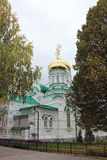 Μοναστήρι Raif κοντά στην πόλη Kazan Στοκ εικόνα με δικαίωμα ελεύθερης χρήσης