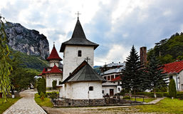 μοναστήρι ramet Στοκ εικόνα με δικαίωμα ελεύθερης χρήσης