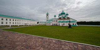 μοναστήρι s ατόμων Στοκ εικόνες με δικαίωμα ελεύθερης χρήσης