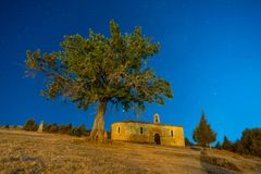 Μοναστήρι Santo Domingo των σιλό στοκ εικόνες με δικαίωμα ελεύθερης χρήσης