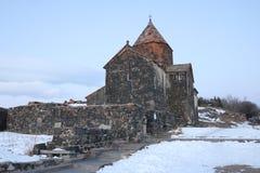 Μοναστήρι Sevanavank Στοκ φωτογραφίες με δικαίωμα ελεύθερης χρήσης