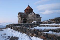 Μοναστήρι Sevanavank Στοκ εικόνα με δικαίωμα ελεύθερης χρήσης