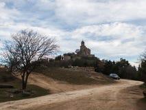 Μοναστήρι Shavnabada Στοκ φωτογραφία με δικαίωμα ελεύθερης χρήσης