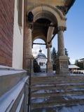 Μοναστήρι Sinaia Στοκ φωτογραφία με δικαίωμα ελεύθερης χρήσης