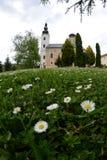 Μοναστήρι Sisatovac στη Σερβία Στοκ Φωτογραφίες