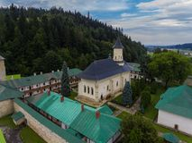 Μοναστήρι Slatina Στοκ Εικόνα