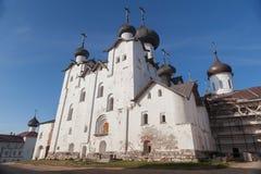 μοναστήρι solovetsky Στοκ Φωτογραφία