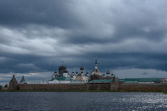 μοναστήρι solovetsky Στοκ εικόνες με δικαίωμα ελεύθερης χρήσης