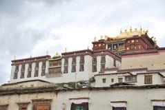 Μοναστήρι Songzanlin   Στοκ εικόνα με δικαίωμα ελεύθερης χρήσης