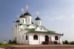 Μοναστήρι Spassky. Murom Στοκ φωτογραφίες με δικαίωμα ελεύθερης χρήσης