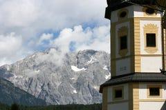 Μοναστήρι Stams Stift Στοκ Φωτογραφίες