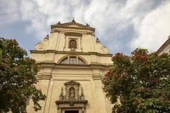 Μοναστήρι Strahov, Πράγα, Δημοκρατία της Τσεχίας στοκ φωτογραφίες