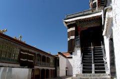 Μοναστήρι Tashilhunpo Στοκ Φωτογραφίες