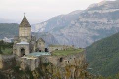 Μοναστήρι Tatev Στοκ Φωτογραφίες