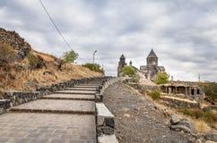 Μοναστήρι Tegher - 13ο _ στοκ εικόνες
