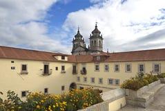 Μοναστήρι Tibaes του Σάο Martinho Στοκ Φωτογραφία