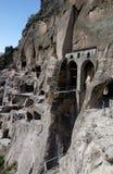 Μοναστήρι Vardzia σπηλιών Στοκ Εικόνες