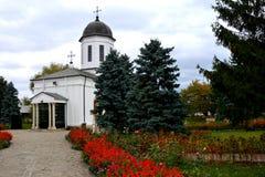 Μοναστήρι Zamfira Στοκ εικόνα με δικαίωμα ελεύθερης χρήσης