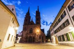 Μοναστηριακός ναός της Βασιλείας Στοκ Εικόνα
