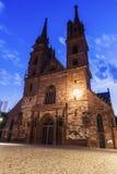 Μοναστηριακός ναός της Βασιλείας Στοκ φωτογραφίες με δικαίωμα ελεύθερης χρήσης