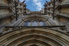 Μοναστηριακός ναός της Υόρκης, Αγγλία, UK Στοκ φωτογραφίες με δικαίωμα ελεύθερης χρήσης