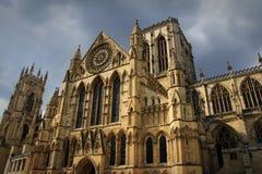 Μοναστηριακός ναός της Υόρκης - Γιορκσάιρ, UK Στοκ φωτογραφία με δικαίωμα ελεύθερης χρήσης