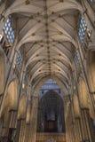 Μοναστηριακός ναός της Υόρκης στην Υόρκη Στοκ φωτογραφία με δικαίωμα ελεύθερης χρήσης