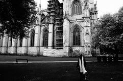 Μοναστηριακός ναός της Υόρκης Στοκ φωτογραφίες με δικαίωμα ελεύθερης χρήσης