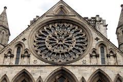 μοναστηριακός ναός Υόρκη Στοκ φωτογραφία με δικαίωμα ελεύθερης χρήσης