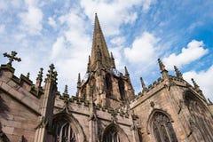 Μοναστηριακός ναός Rotherham Στοκ φωτογραφία με δικαίωμα ελεύθερης χρήσης